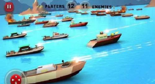 火柴人海战模拟器