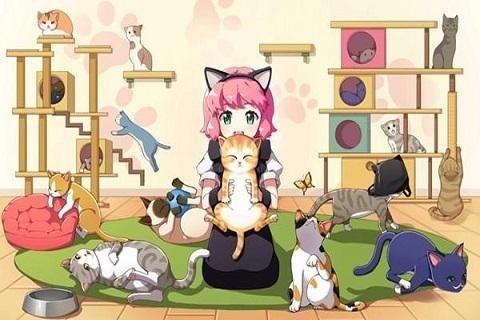猫猫咖啡屋